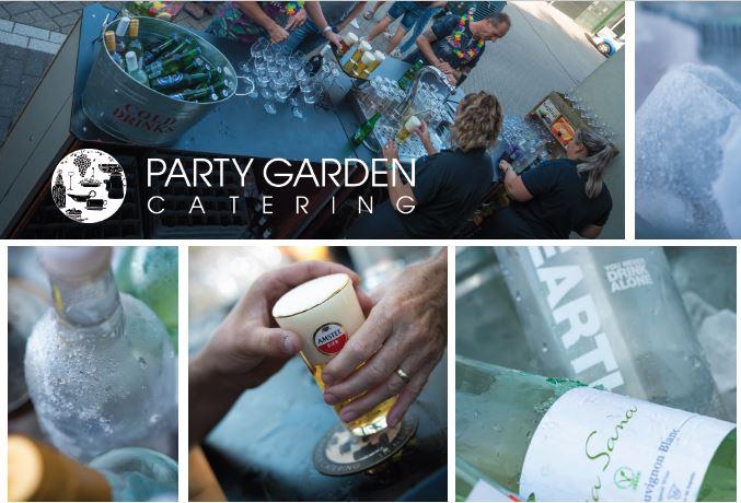 zomer partygarden